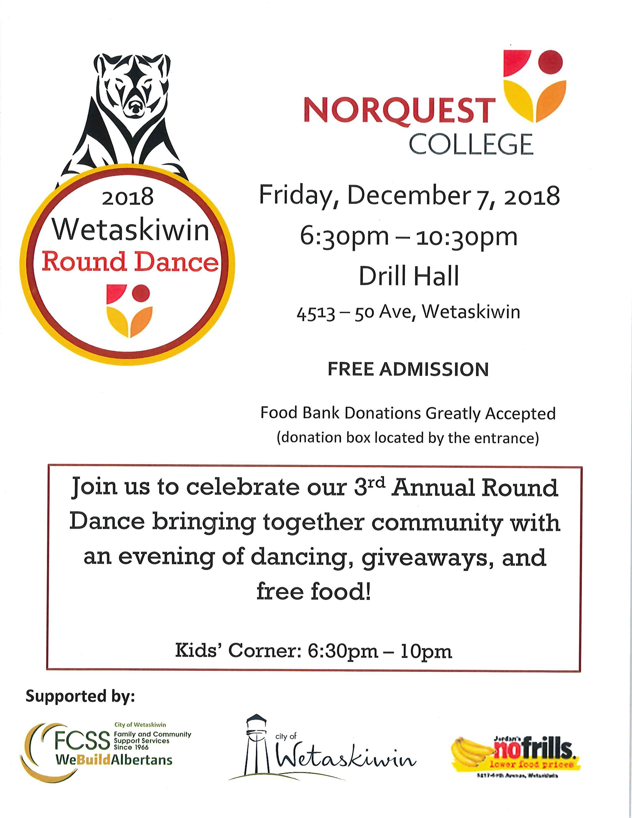 NorQuest Round Dance 2018