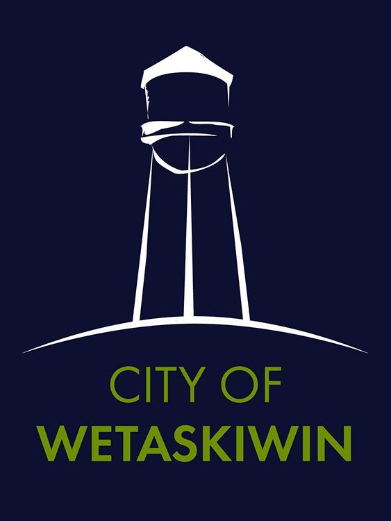 CoW logo - just watertower
