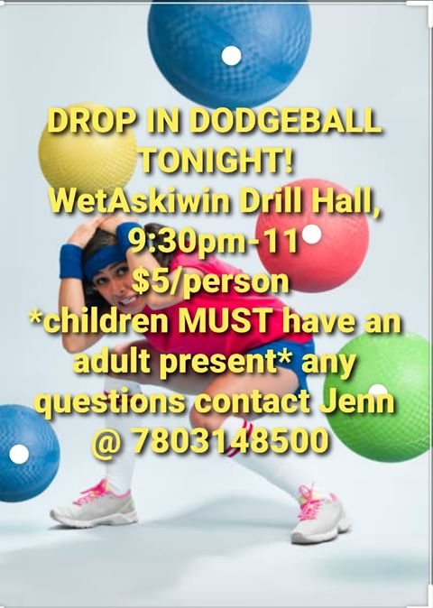 Drop-in Dodgeball