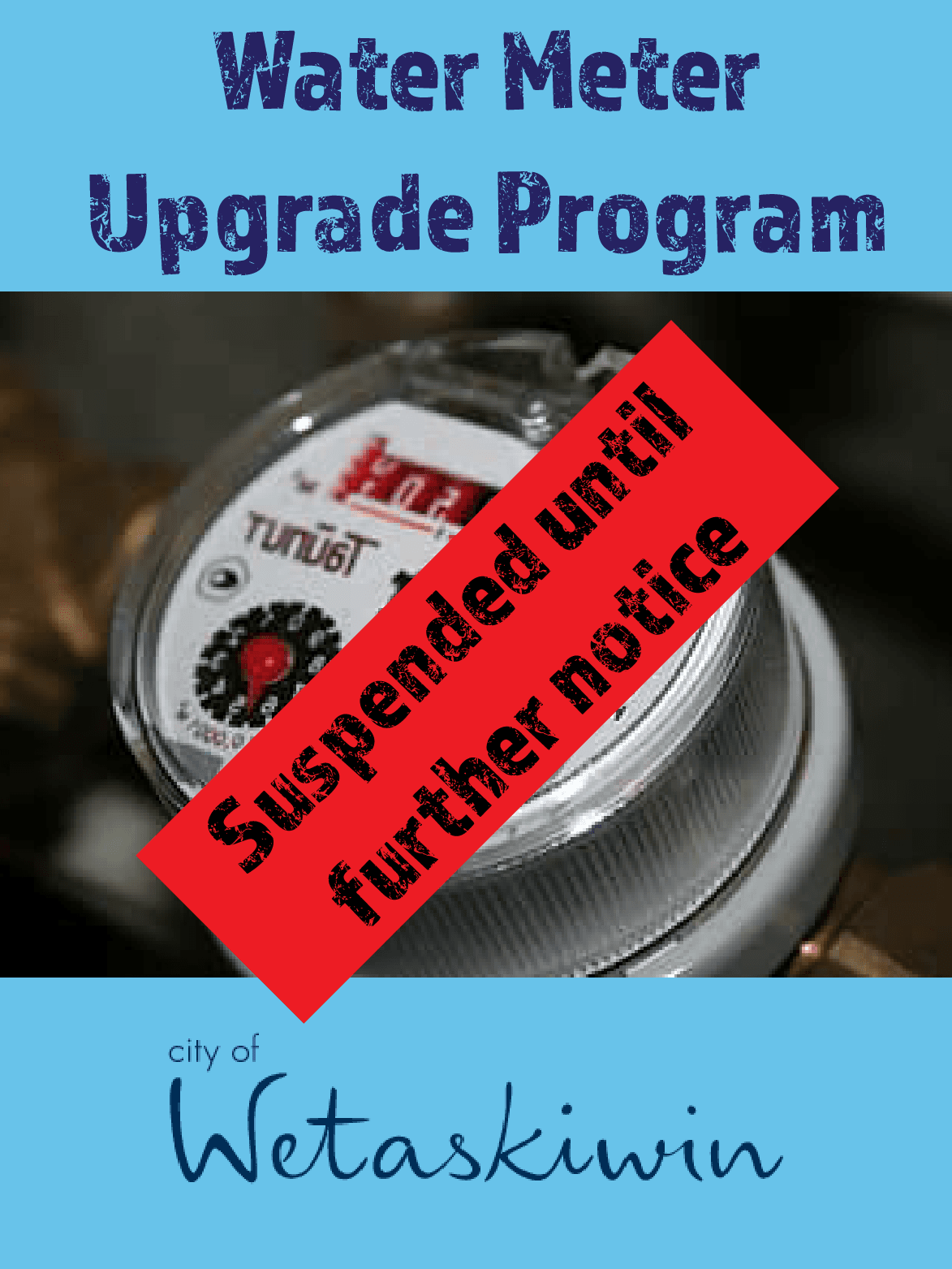 Water Meter Upgrade Program - suspended-01