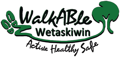 WalkABle Westwikin Active Healthy Safe alternate logo