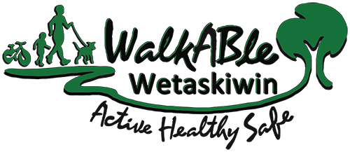 WalkABle Westwikin Active Healthy Safe logo