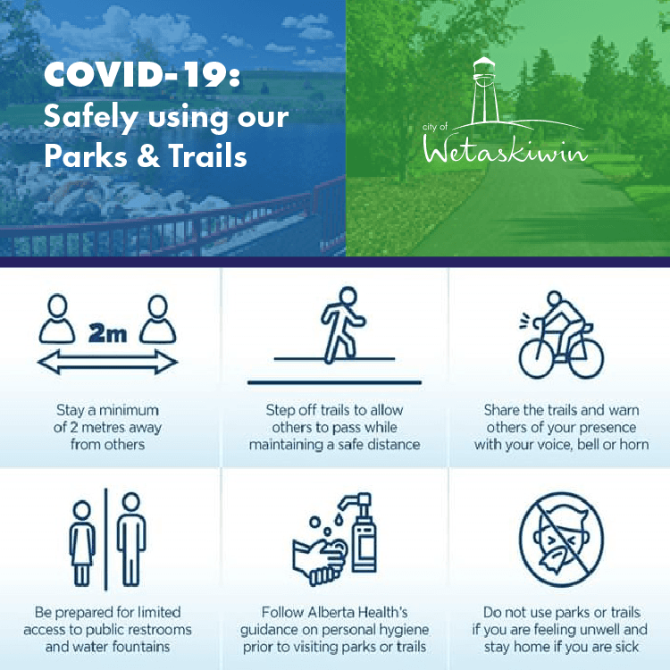 Safely using our Parks and Trails-01